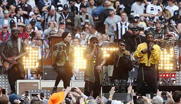 Black Eyed Peas MCG AFL Grand Final