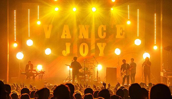 Vance Joy Concert JTE Patt 2013